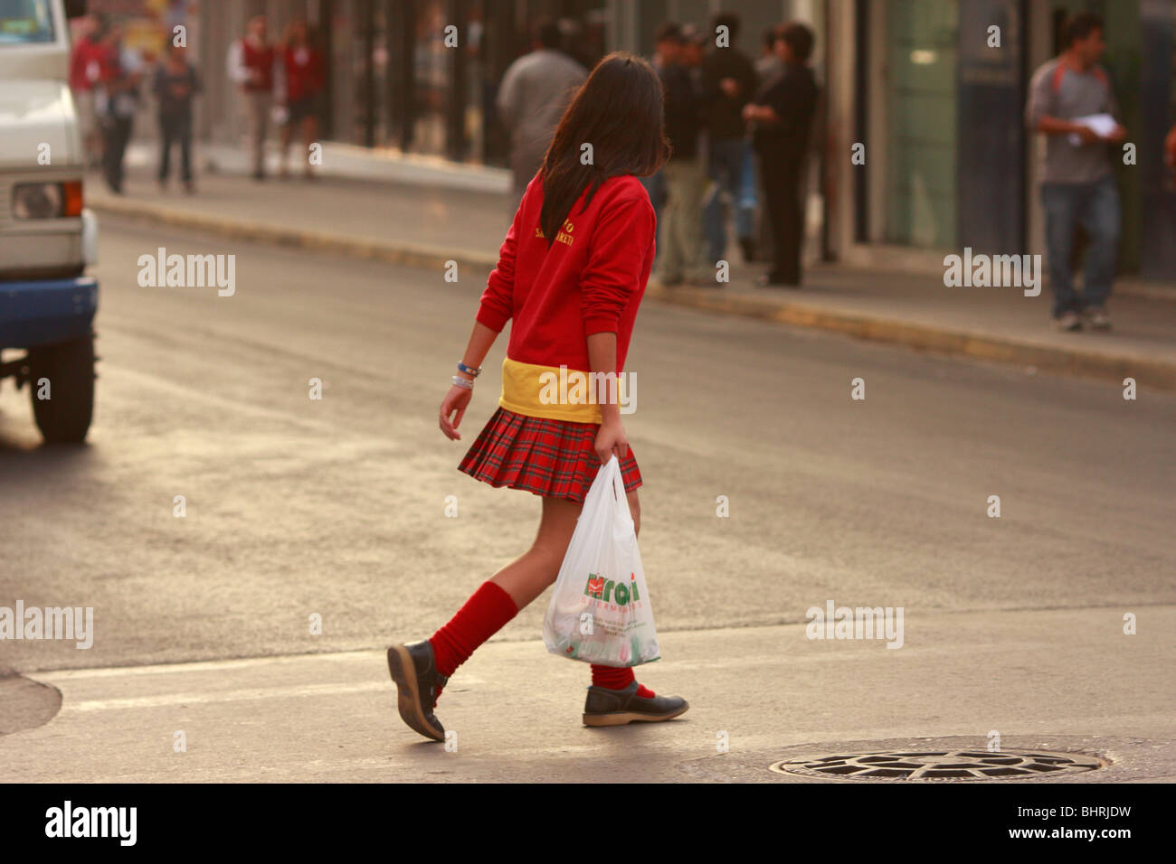 Chile girls santiago nightlife Lonely Planet