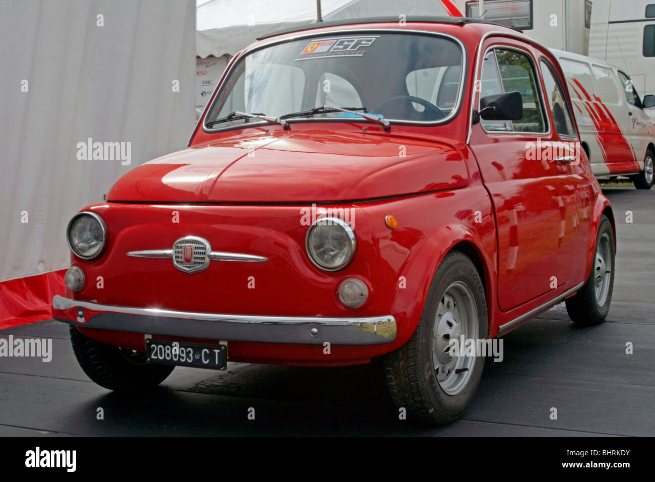 Fiat 500 Engine Stock Photos Amp Fiat 500 Engine Stock