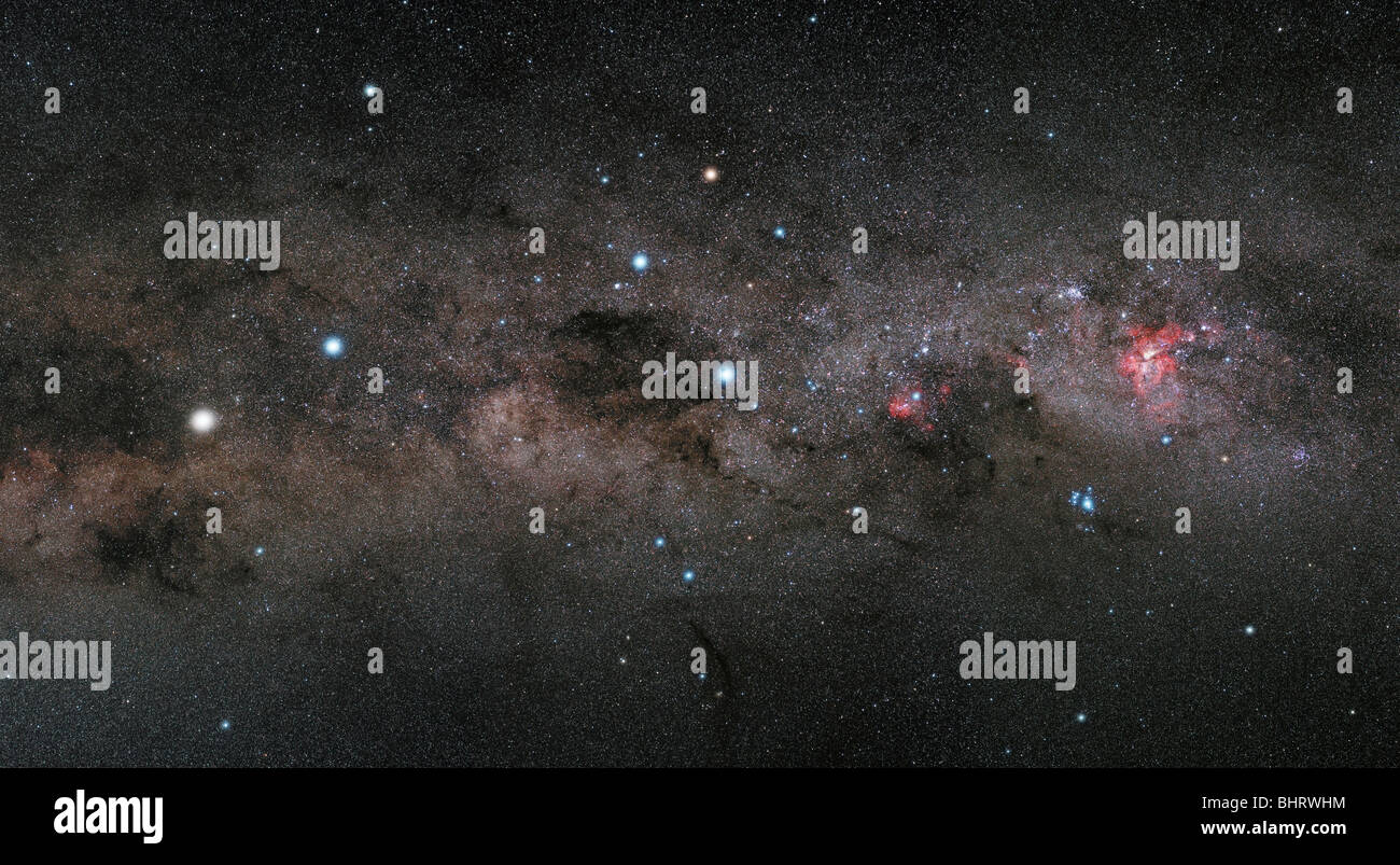 alpha centauri constellation - HD2048×1365