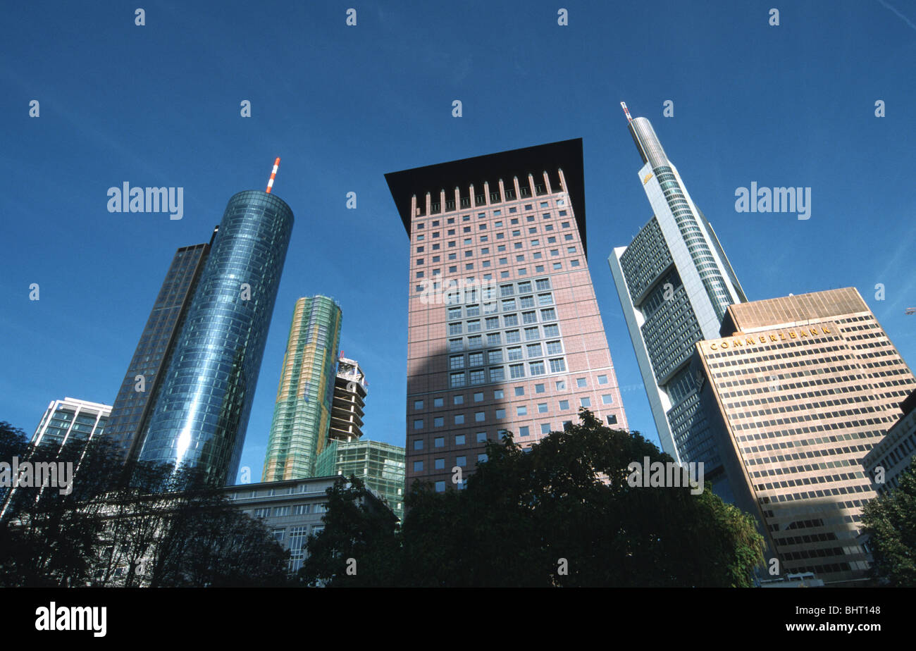 Deutschland Germany,Hessen Hessen, Frankfurt am Main Frankfurt, Japan Center (Mitte) Frankfurt, Japan Center (centre) - Stock Image
