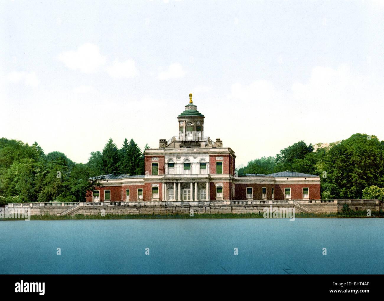 Marmorpalast Potsdam - Stock Image