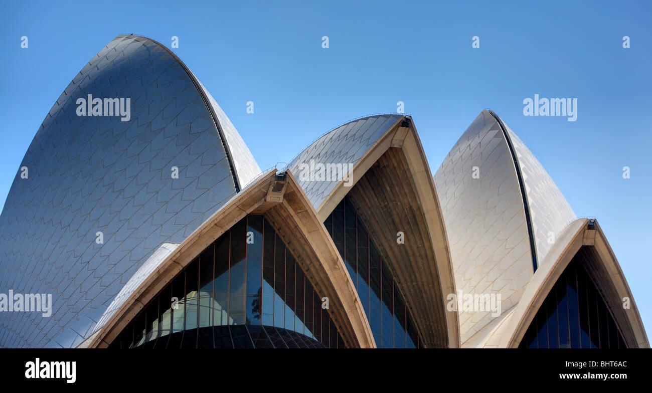 Sydney Opera House Australia - Stock Image