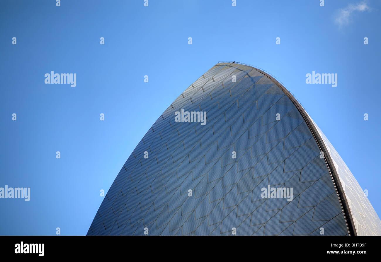 Sydney Opera House Sails Australia - Stock Image