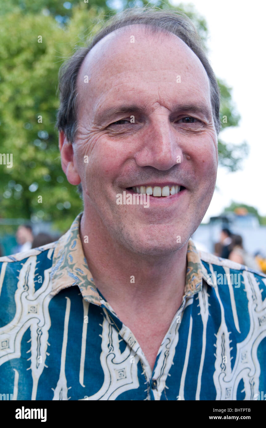 UK LONDON SOUTHWARK LIBERAL DEMOCRAT MP SIMON HUGHES   Photo by Julio Etchart - Stock Image
