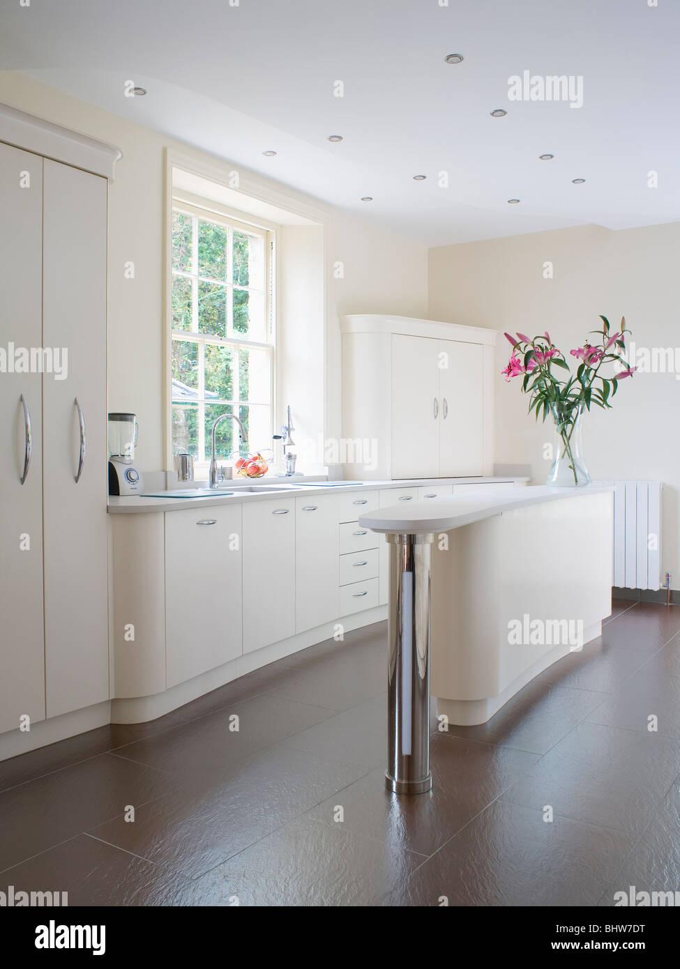 Kitchen Flooring Slate Stock Photos & Kitchen Flooring Slate Stock ...
