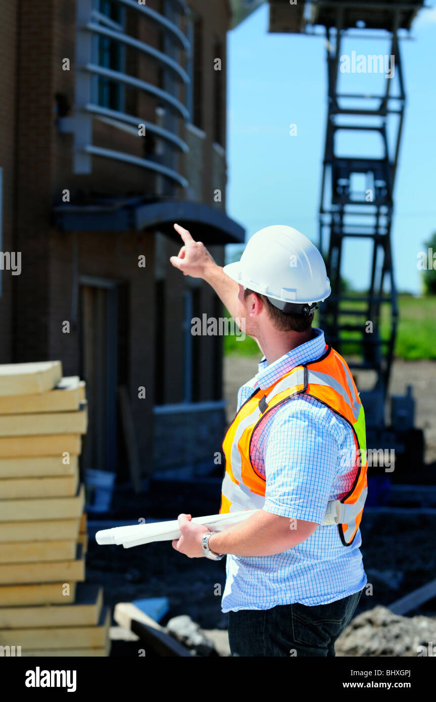 Project Manager - Stock Image