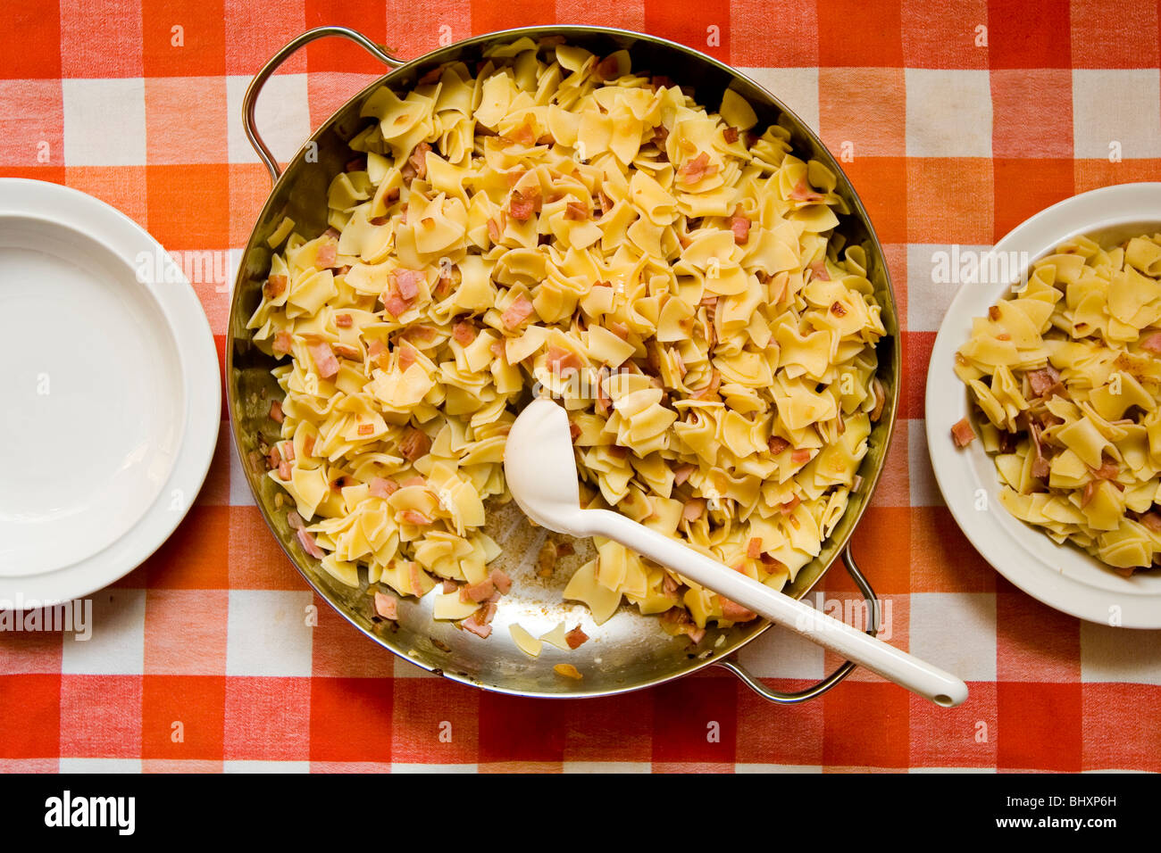good plain cooking - Stock Image
