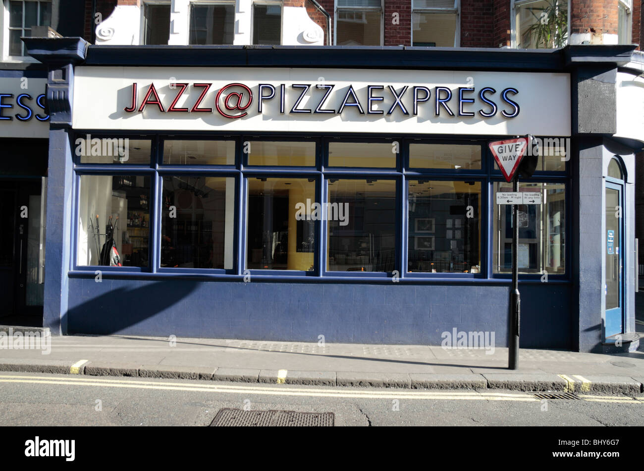 Pizza Express Stock Photos Pizza Express Stock Images