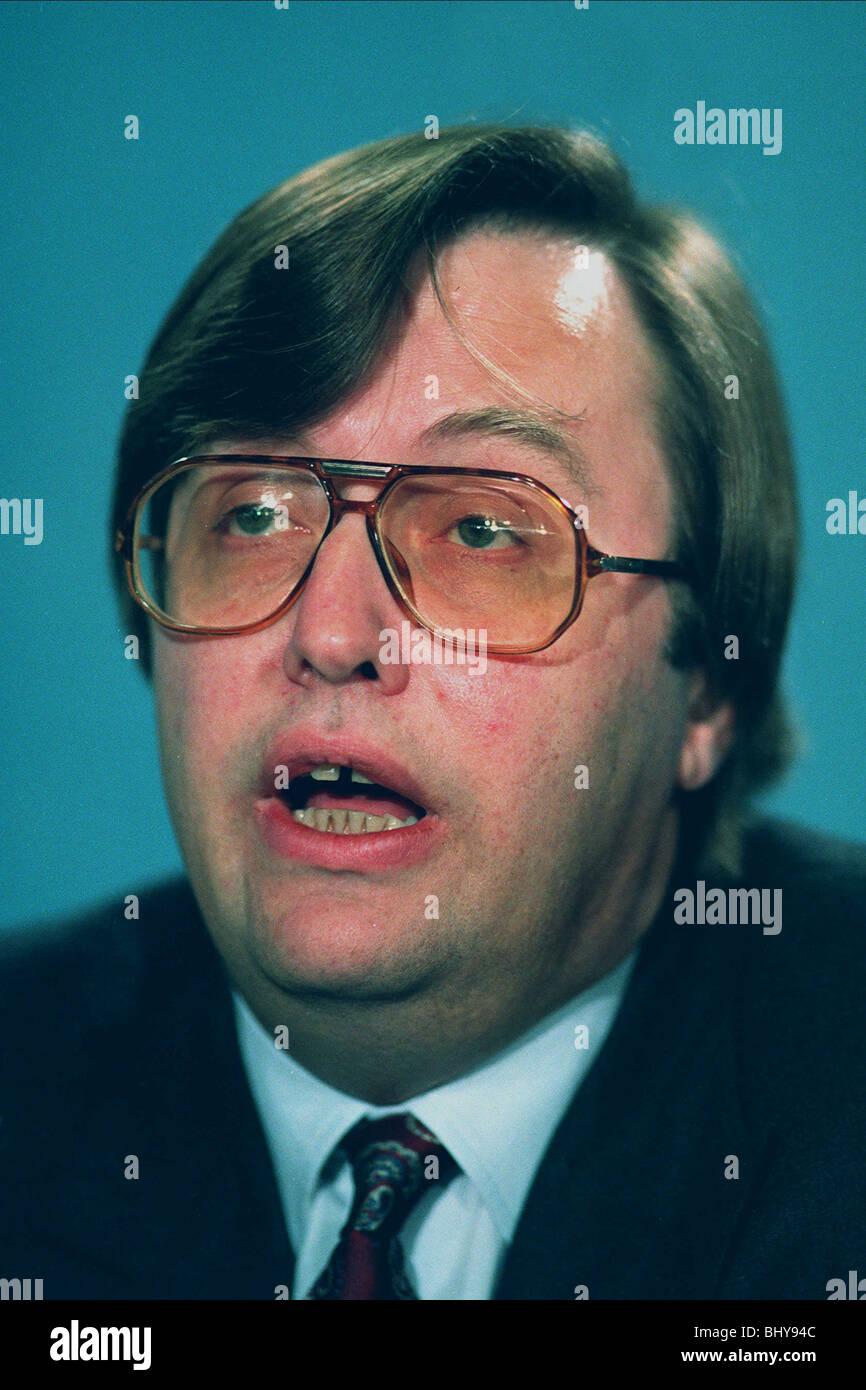 DAVID MELLOR MP CHIEF SECRETARY TO TREASURY 28 February 1992 Stock ...