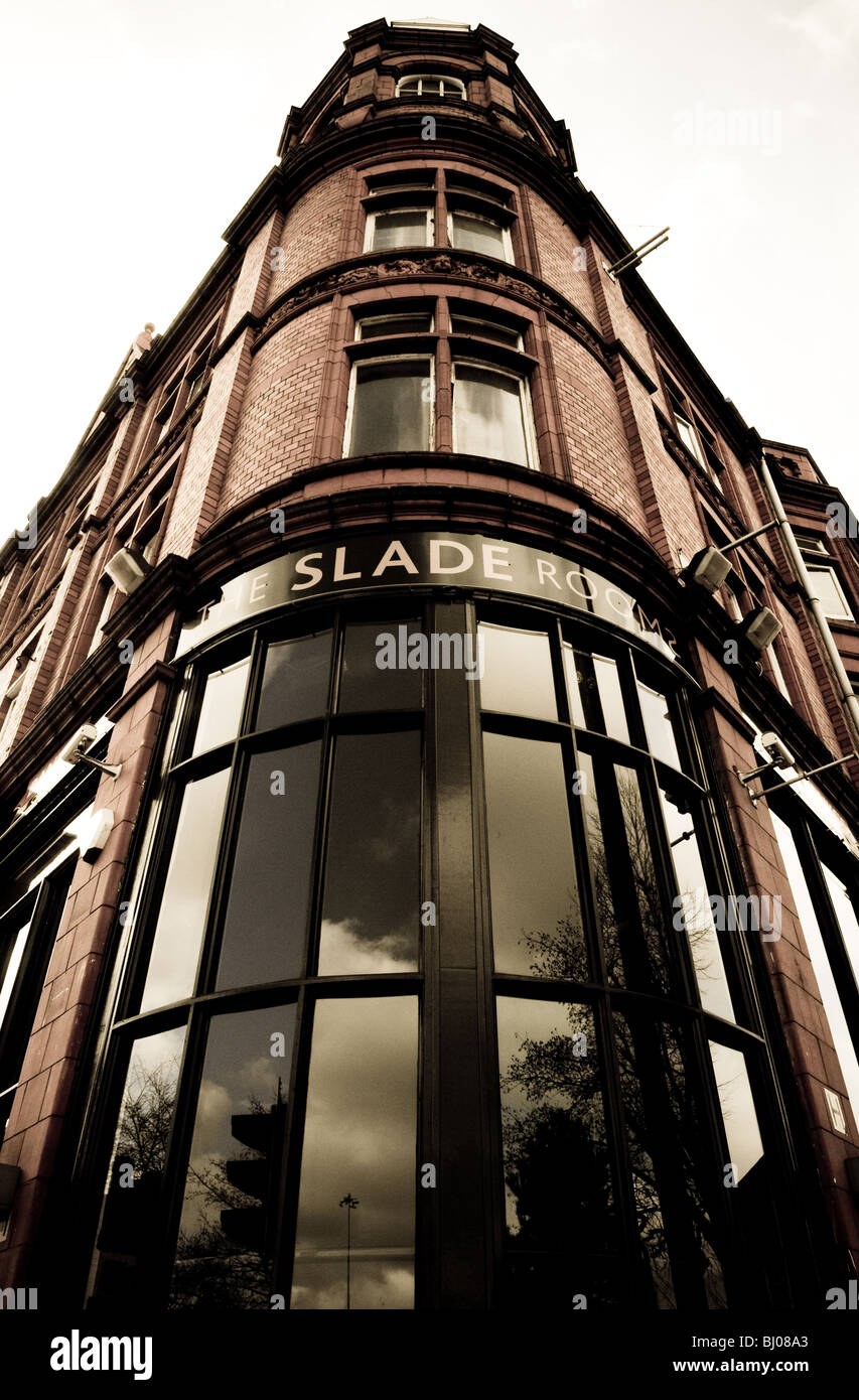 The Slade Rooms, live music venue in Wolverhampton, UK - Stock Image