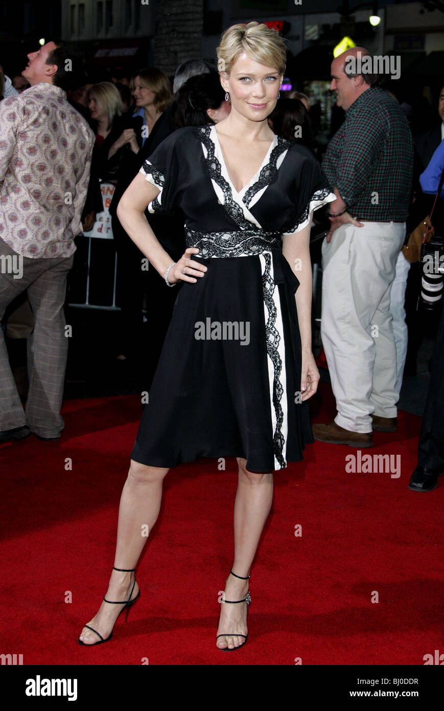 LAURIE HOLDEN ACTRESS HOLLYWOOD  LOS ANGELES  USA 20/04/2006 - Stock Image