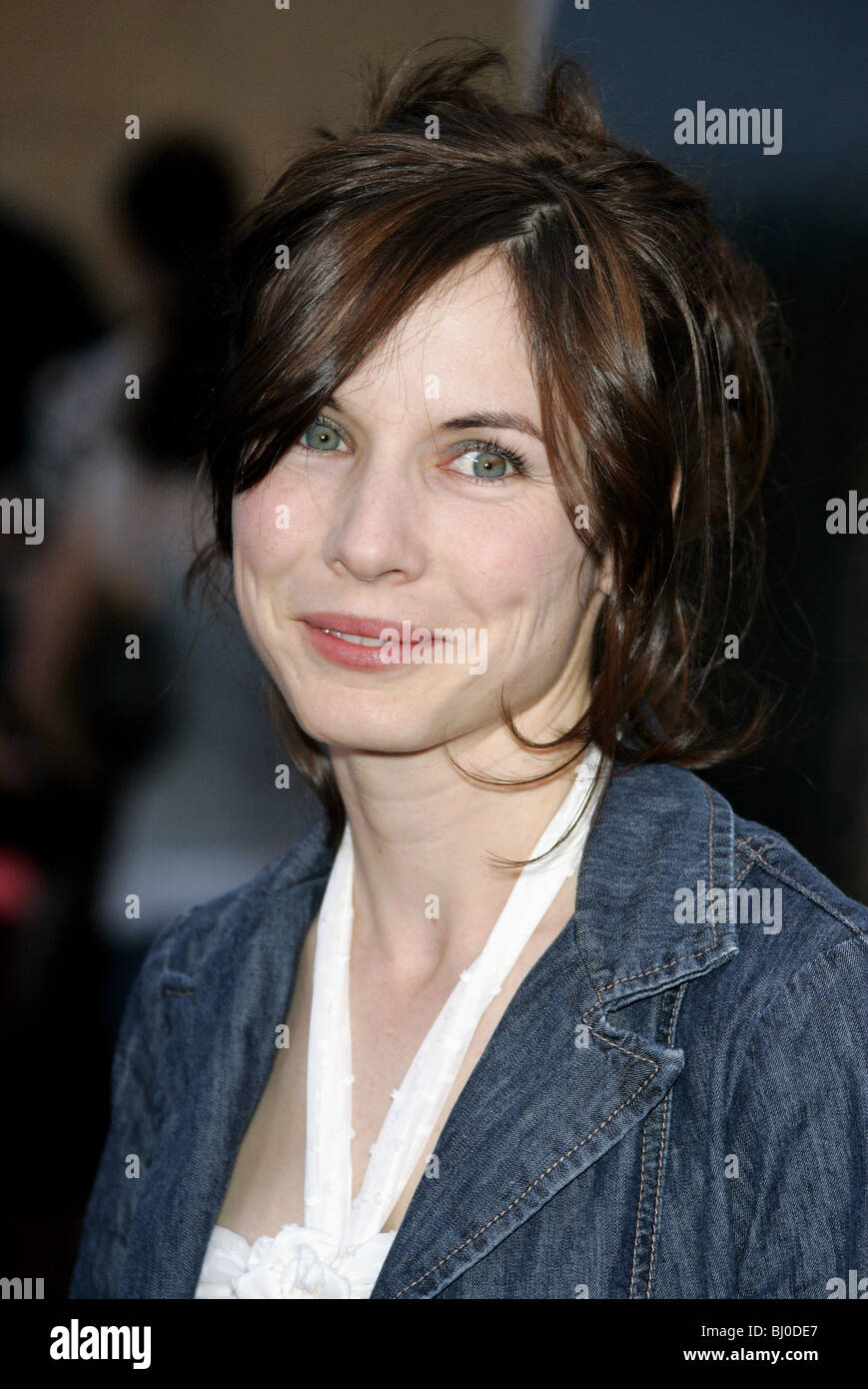 TANYA ALLEN ACTRESS HOLLYWOOD  LOS ANGELES  USA 20/04/2006 - Stock Image