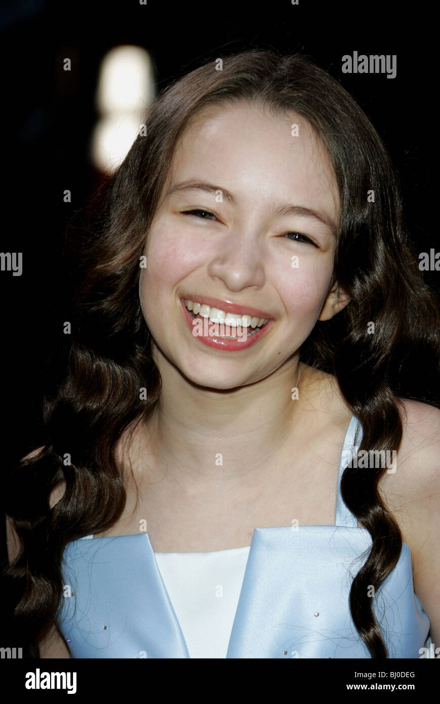 JODELLE FERLAND ACTRESS HOLLYWOOD  LOS ANGELES  USA 20/04/2006 - Stock Image
