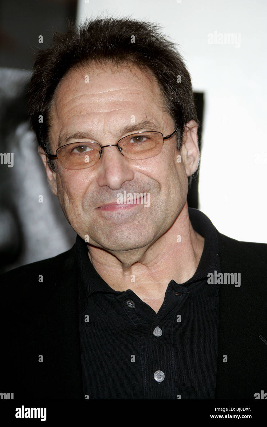 DAVID MILCH CREATOR OF DEADWOOD CINERAMA DOME  HOLLYWOOD  LOS ANGELES  USA 06/06/2006 - Stock Image