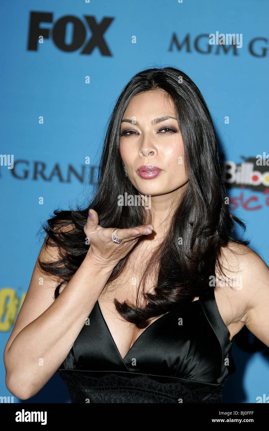 TARA PATRICK ACTRESS MGM GRAND ARENA  LAS VEGAS  USA 06/12/2005 - Stock Image