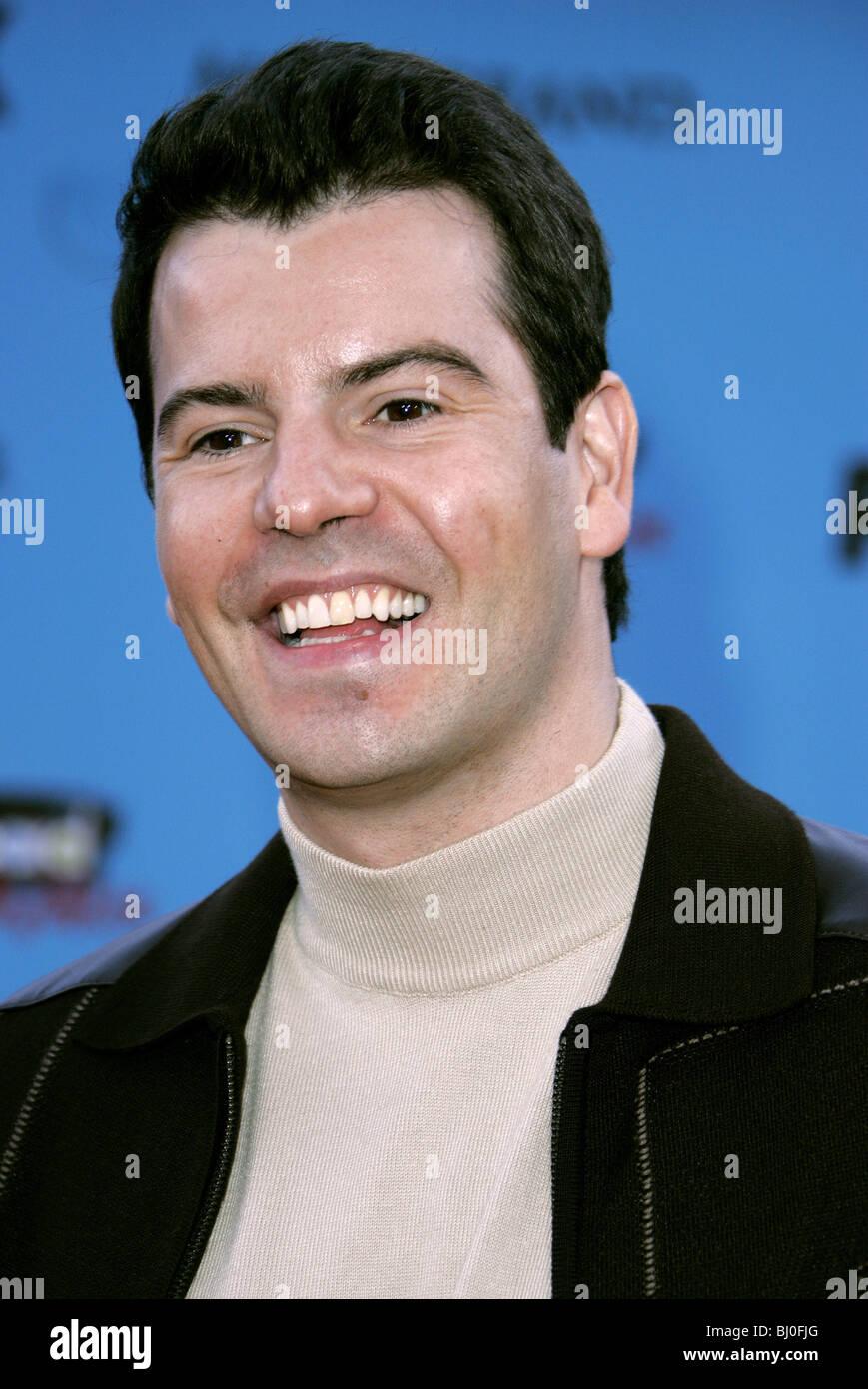 JORDAN KNIGHT SINGER MGM GRAND ARENA  LAS VEGAS  USA 06/12/2005 - Stock Image