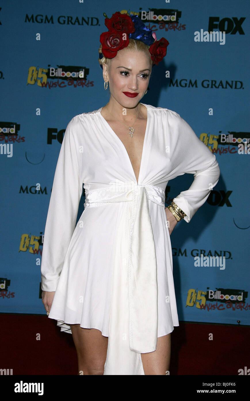 GWEN STEFANI SINGER MGM GRAND ARENA  LAS VEGAS  USA 06/12/2005 - Stock Image