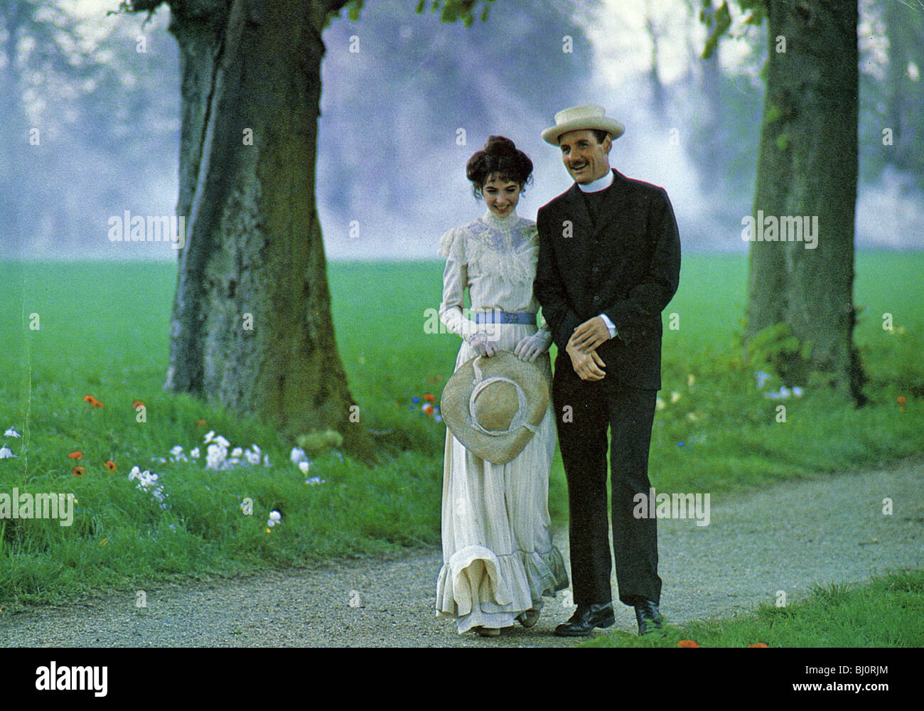 THE MISSIONARY - 1983 HandMade film with Michael Palin and Phoebe Nicholls - Stock Image