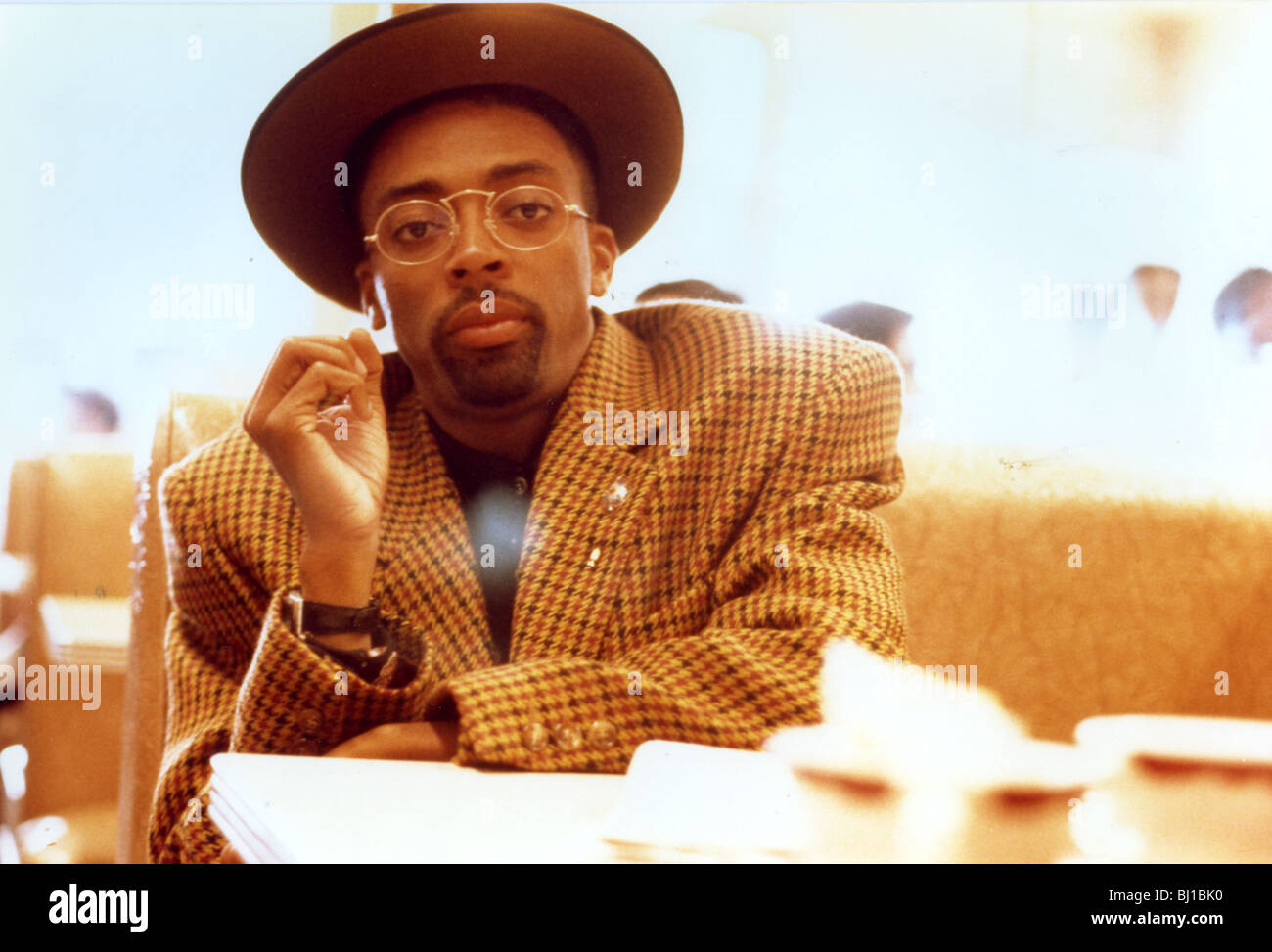 MO' BETTER BLUES - 1990 UIP/40 Acres film with  Spike Lee - Stock Image