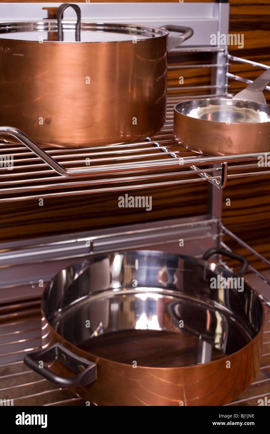 dating copper pots