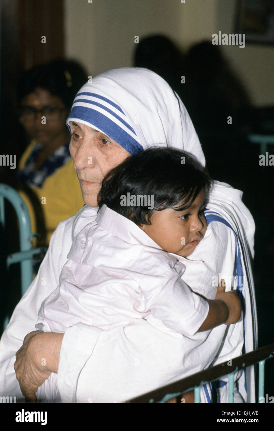 mother teresa of calcutta Mother teresa will be canonized sunday, and a mystery remains: why the international left hates a sister who spent her life serving the poor.