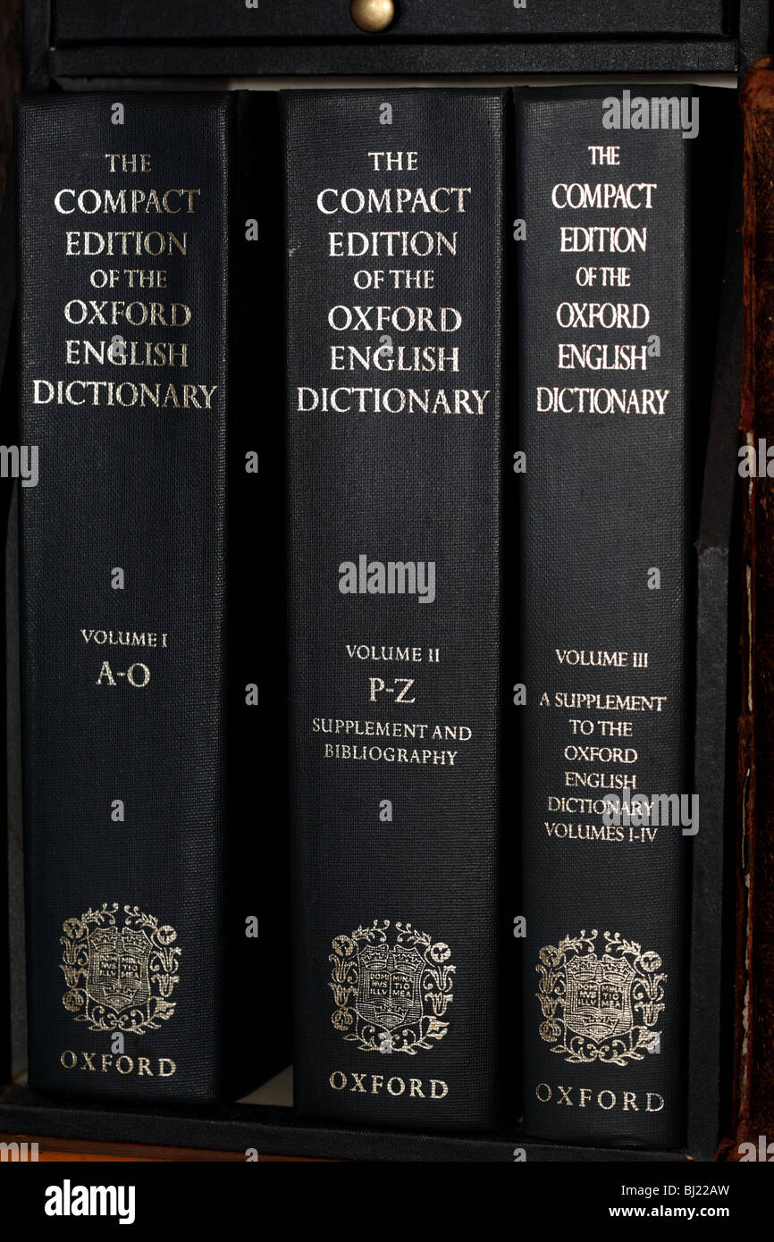 The Oxford English Dictionary   English dictionary ...