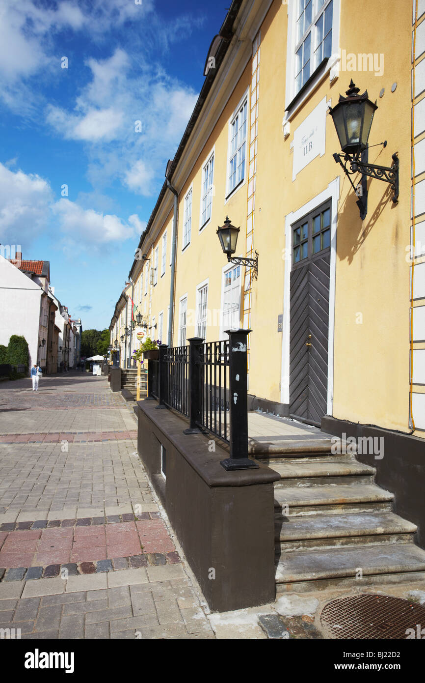 Latvia, Eastern Europe, Baltic States, Riga, Jacob's Barracks - Stock Image