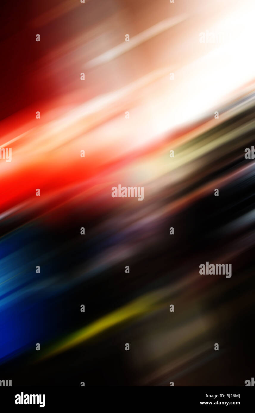 abstract colors digital art background - Stock Image