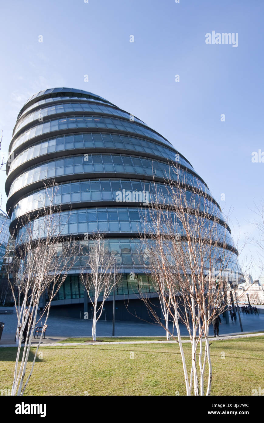 City Hall London Headquarters of the Greater London Authority - Stock Image