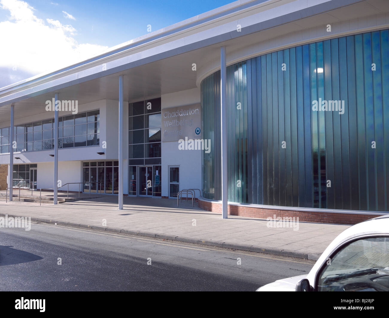 Leisure centre pool swimming stock photos leisure centre pool swimming stock images alamy for Banbury swimming pool timetable