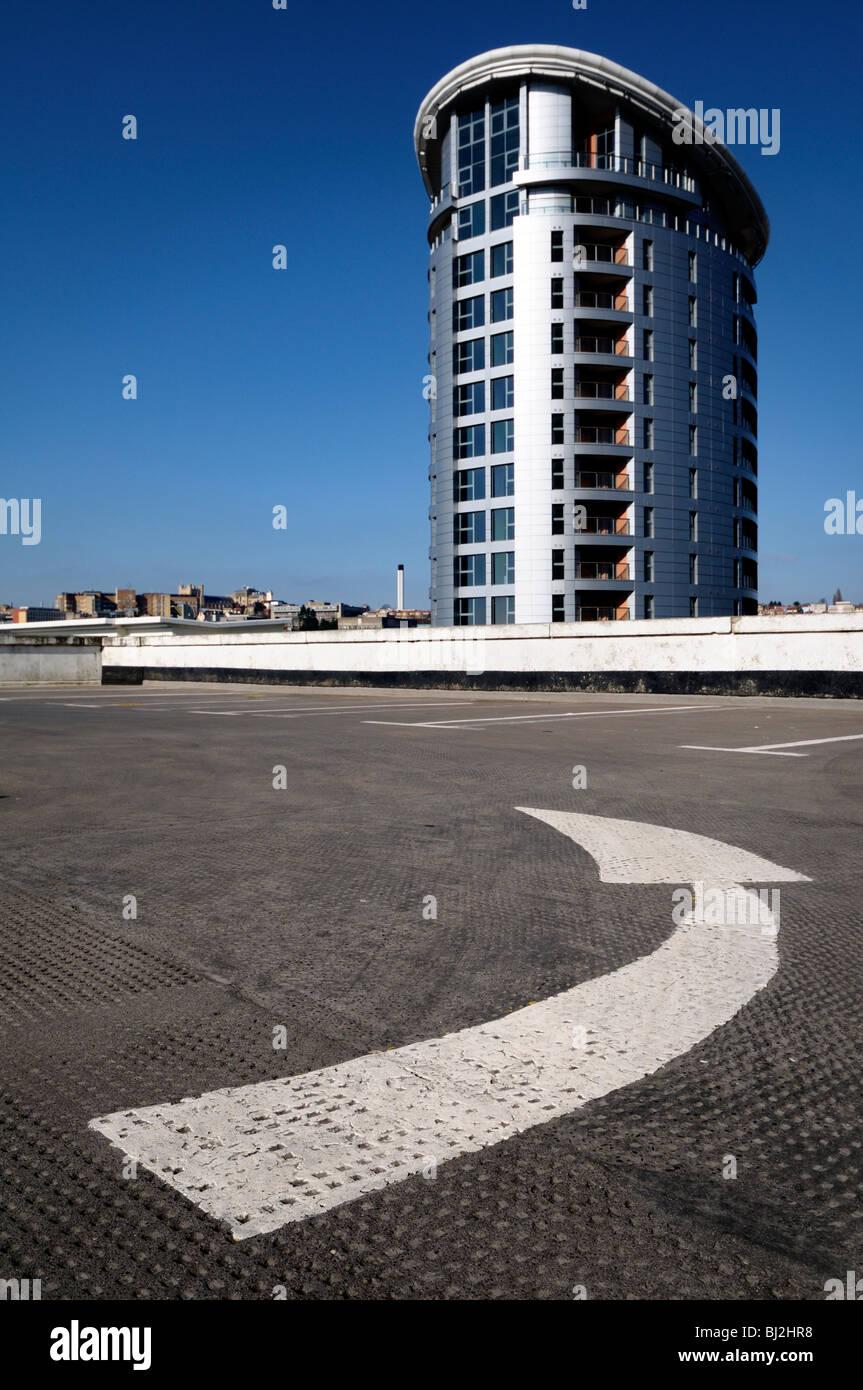 Harvey Nichols Birmingham Car Park