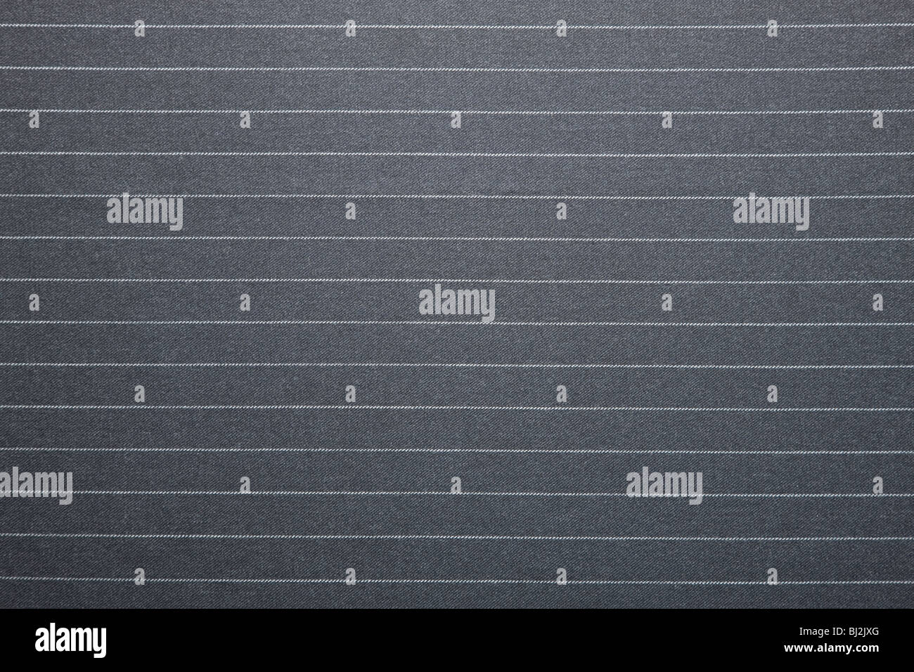 High quality pin stripe suit background texture - Stock Image
