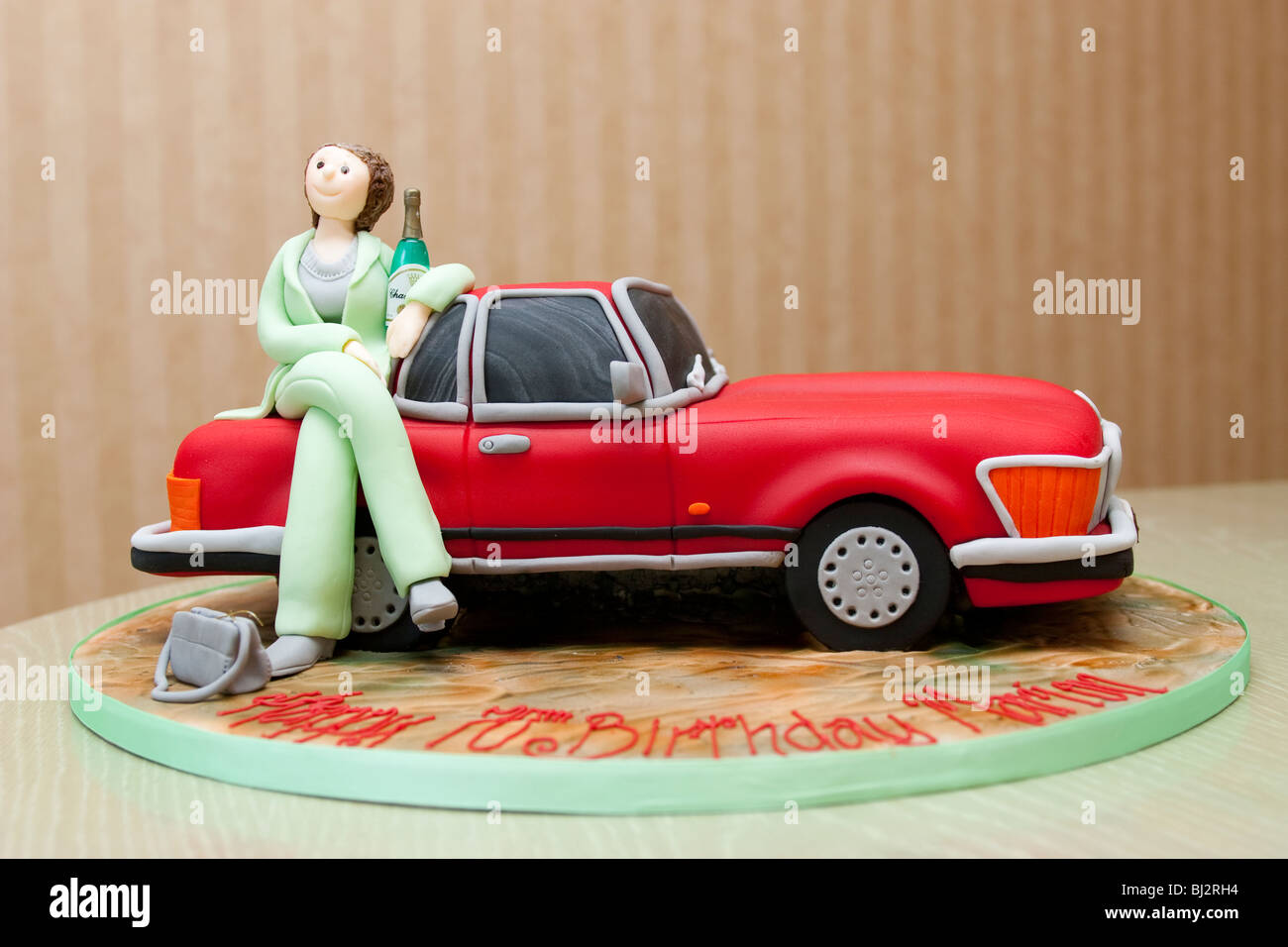 Car Cake Stock Photos Car Cake Stock Images Alamy