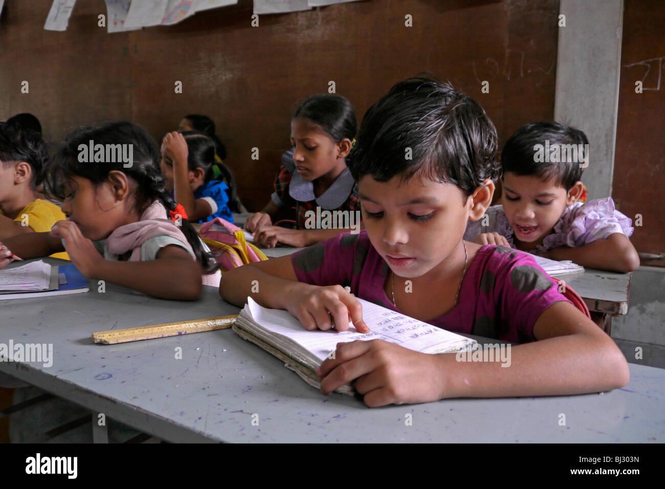 Bangladesh primary school naked
