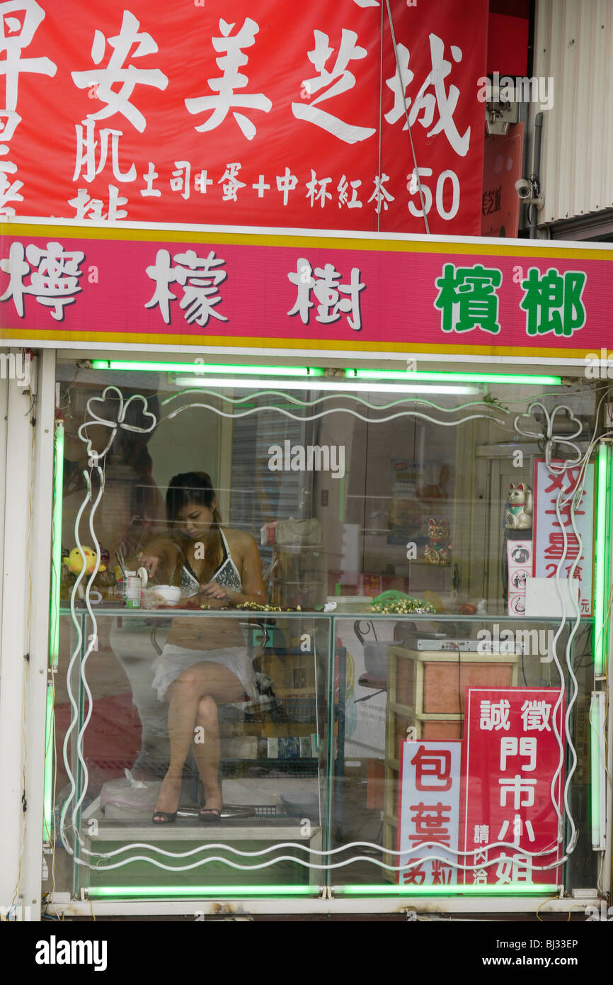 Prostitutes in Taichung