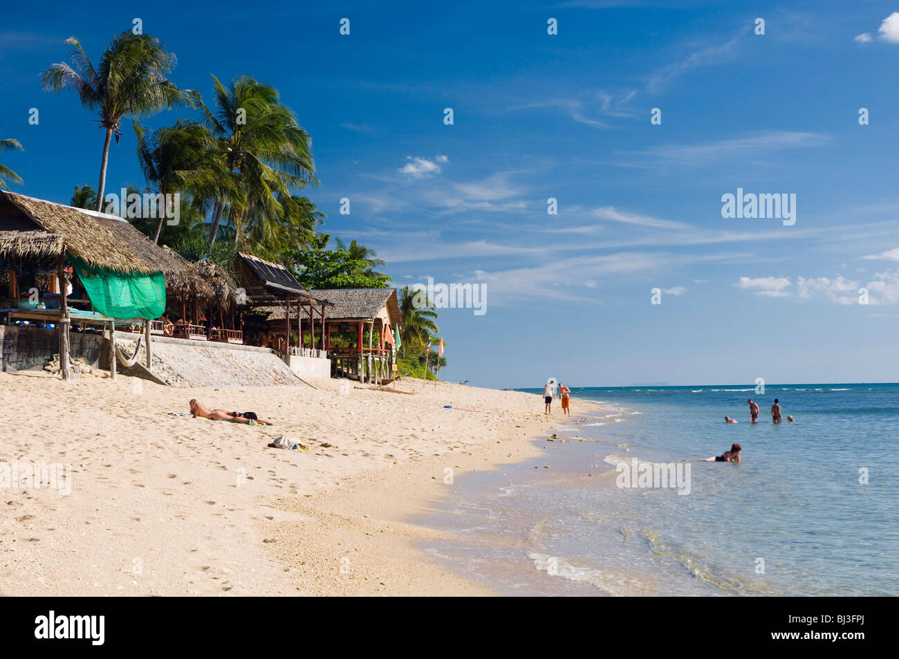 Klong Khong Beach Stock Photos Klong Khong Beach Stock Images Alamy