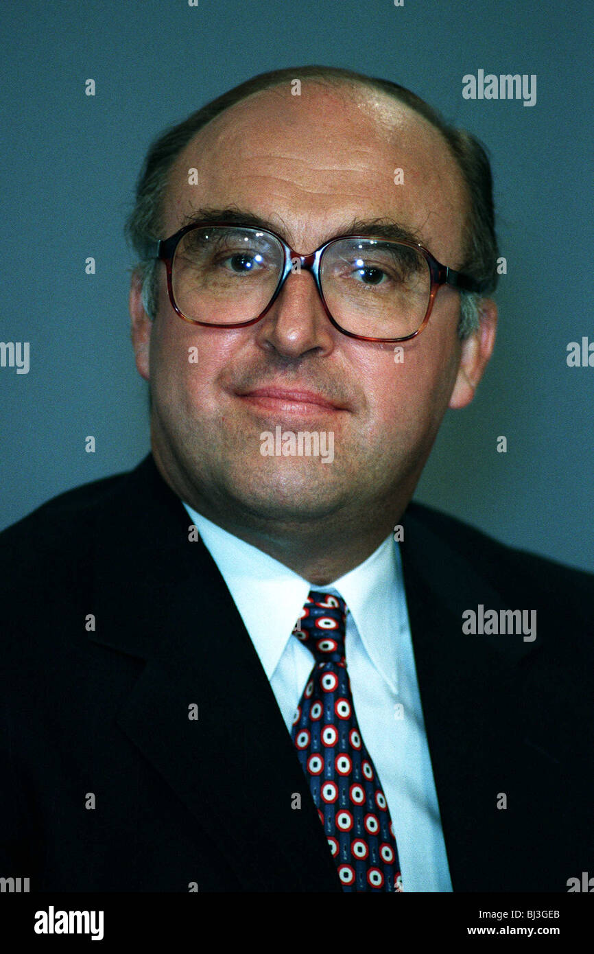 JOHN SMITH QC MP LABOUR PARTY LEADER 03 February 1994 Stock Photo