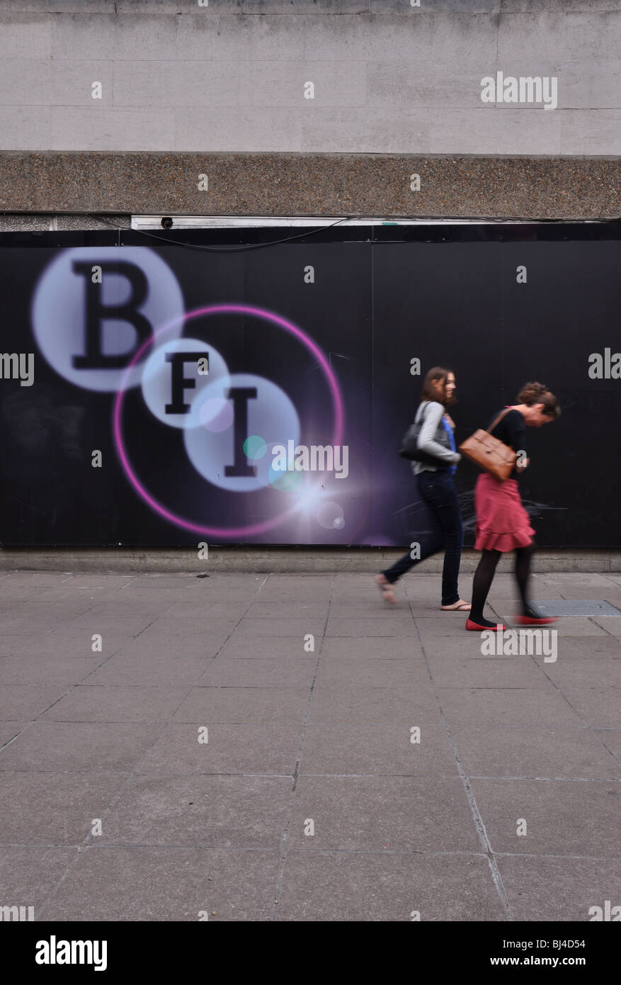 BFI British Film Institute - Stock Image
