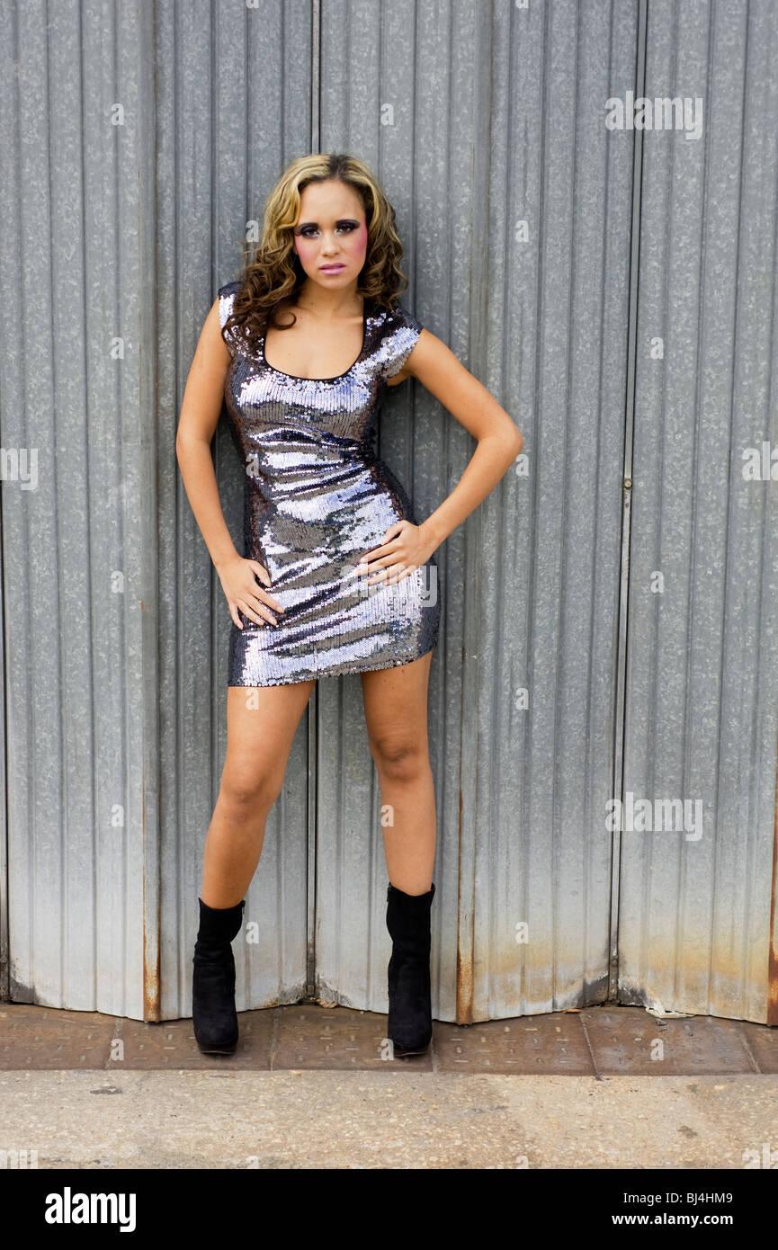 mini dress boots
