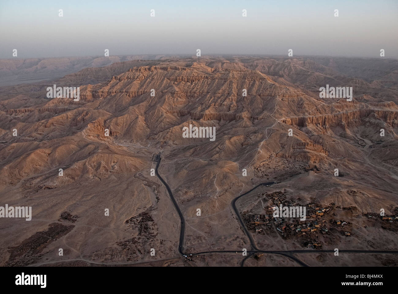 Valley of the Kings - Stock Image