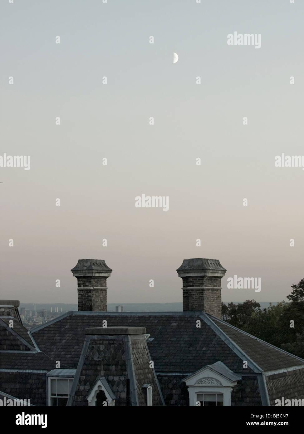 London sky line - Stock Image