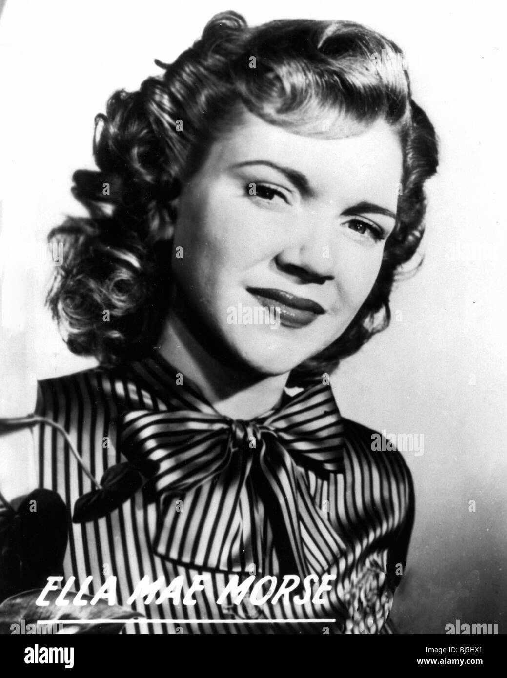 ELLA  MAY MORSE - US singer (1924-1999) - Stock Image