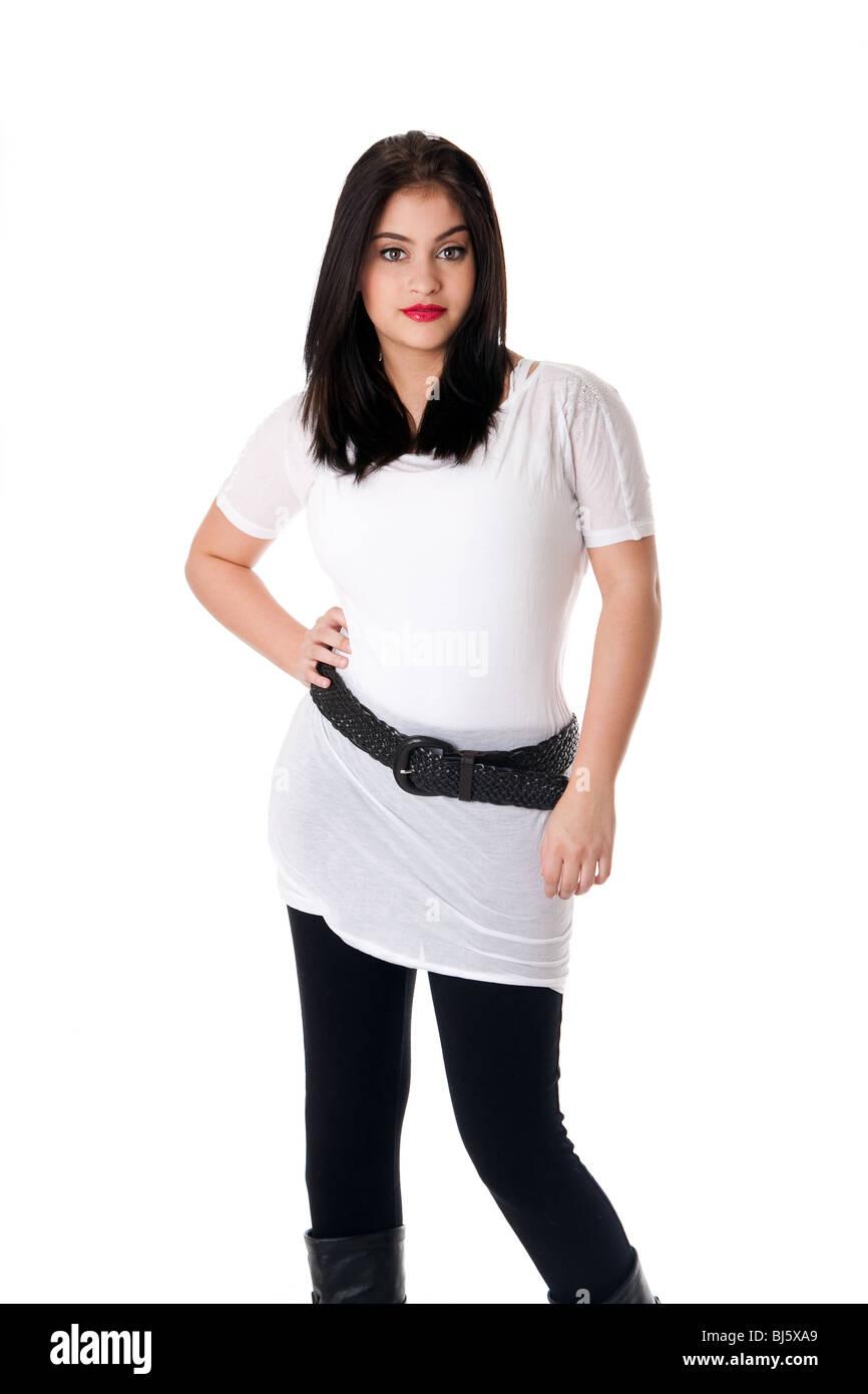 white big booty cowgirl