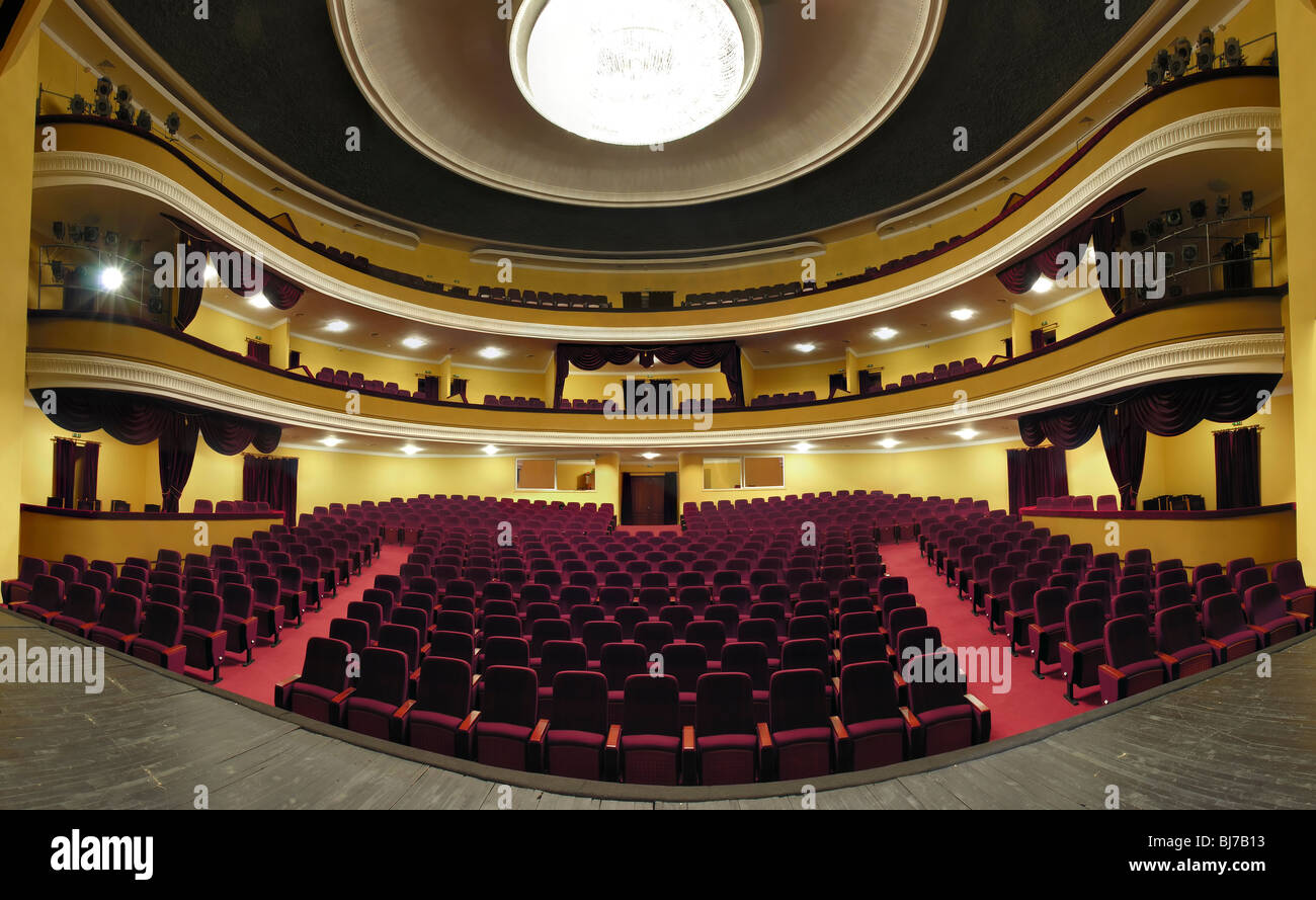 Theaters in Cherkasy - site directory: a selection of sites
