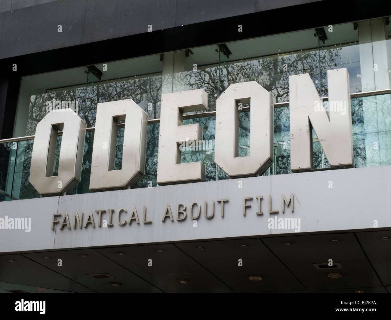 Odeon Leicester Square -1 - Stock Image