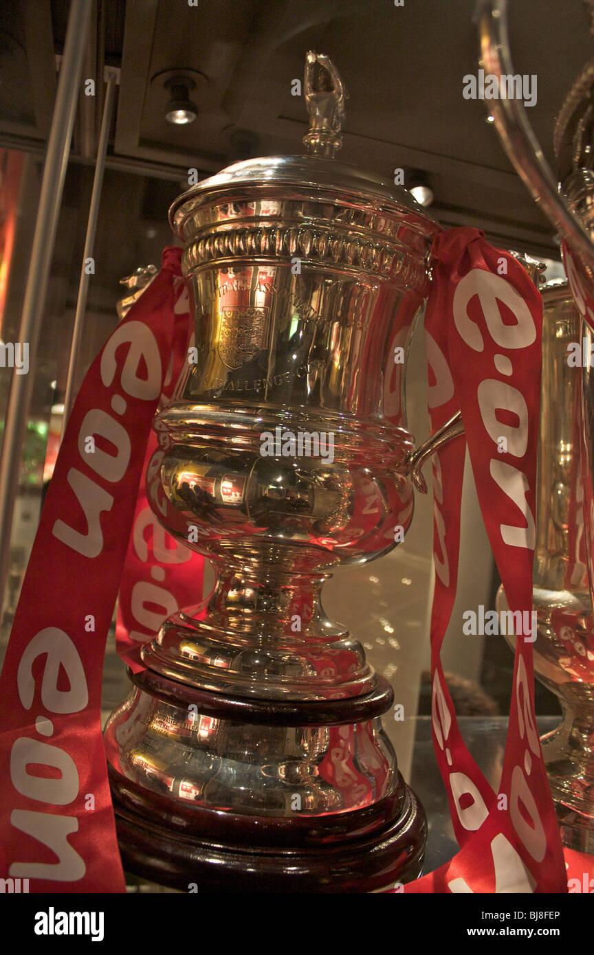 Arsenal Stadium And Surrounding Trophy Areas Portrait