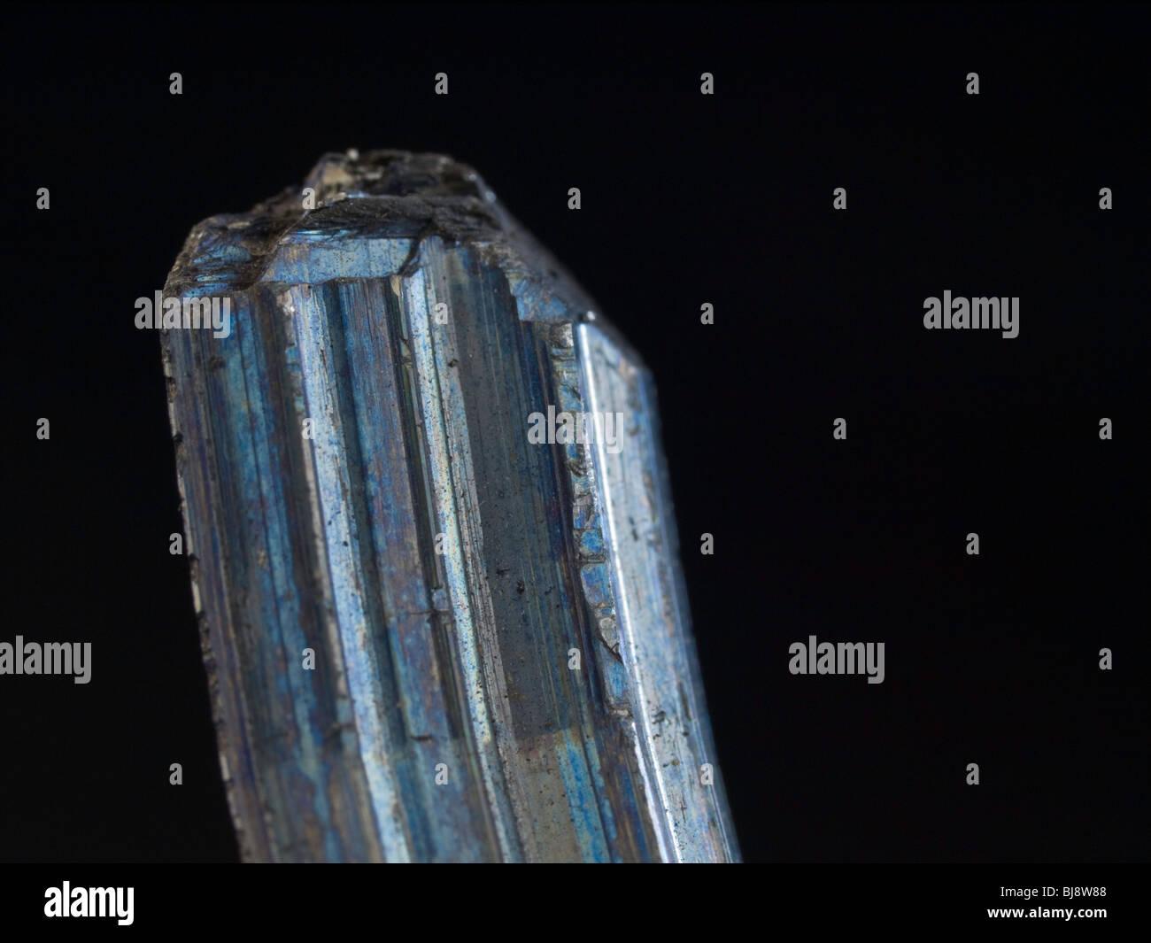 Stibnite - Stock Image