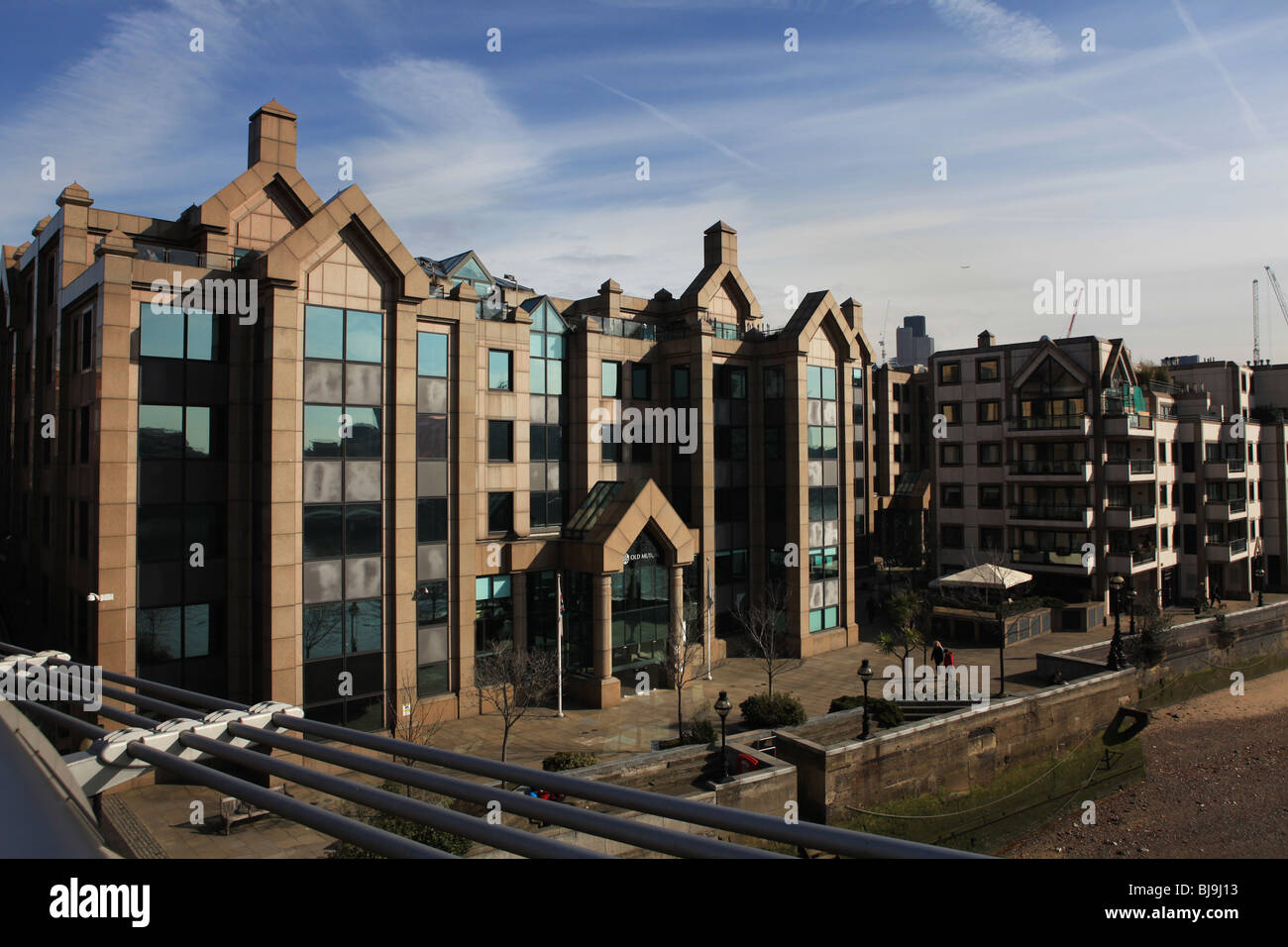 The Old Mutual headquarters in London - Stock Image