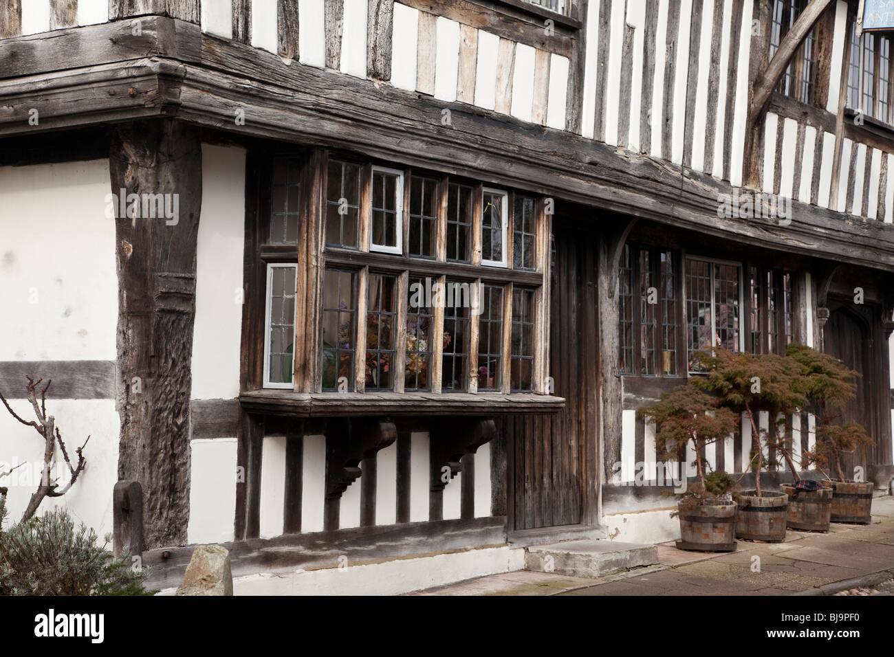 Tudor house, Rye, Sussex - Stock Image