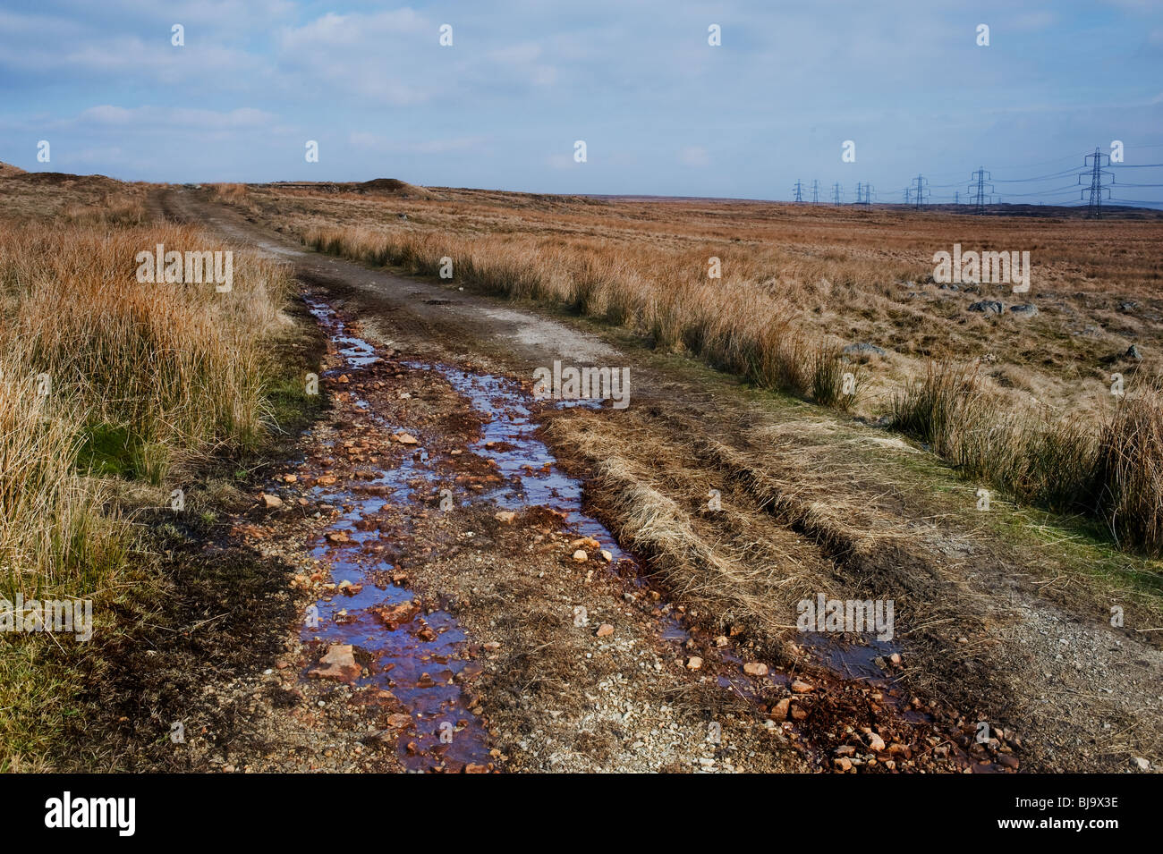 rutted road stock photos rutted road stock images page 2 alamy